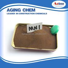 Manufacturer AGING CHEM---Sodium Lignosulphonate construction admixture