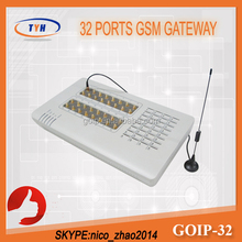 New Product IMEI Changing GoIP 32 Port 32 Channel VoIP Provider