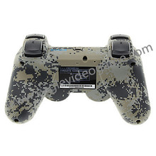 Hot Sale Factory price For PS3 Bluetooth Wireless Camouflage Controller