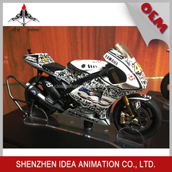 Cheap and high quality 1:24 model motorcycles 200cc