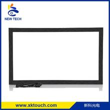 Large format 10.4 inch lcd infrared touch screen with low price