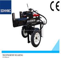 2014 China Hot Selling Single Double Valve 22 Ton Hydraulic Log Splitter With CE&EPA Engine!!!