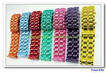 Iron watch Samurai Colorful Plastic fashion Japan Inspired LED Watch