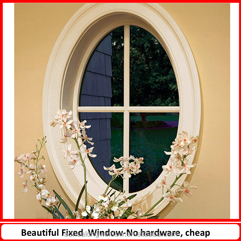 Fixed Arch Windows : Fixed arched windows upvc with large glass