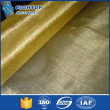 Brass Wire Mesh/Brass Woven Fabric/Brass Woven Cloth