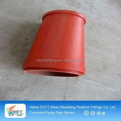 DN125*4.5mm*3000mm rcc concrete pipe