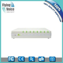 Home /SOHO VOIP Gateway FXS with 2 10/100/1000 Ports G508