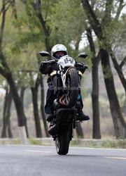 EEC racing motorcycle with CFMOTO 650cc EFI engine