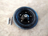 13x3 rubber wheel 3.25-8