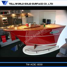 home furniture italian style bar furniture / wine bar design / modern corner bar