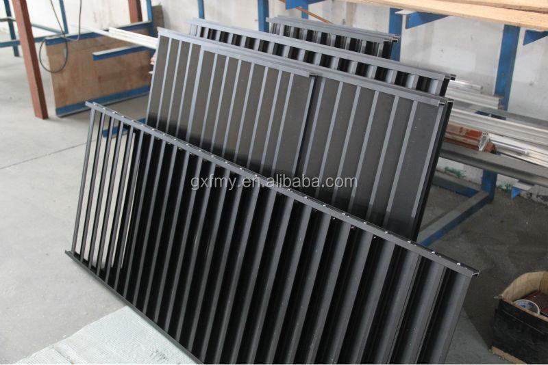 Vente chaude ext rieur en aluminium volet roulant fen tre for Persienne exterieur
