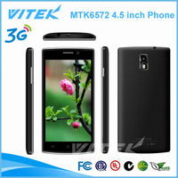 4.5 inch MTK6572 camera 3g wifi dual sim Android Phone