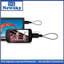 ISDB-T USB android mini pc tv dongle