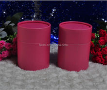 2015 new products Fashion design box for candle,Round Paper Box Sets with box lid & base