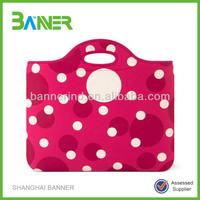 Waterproof colorful neoprene sleeve Case For Laptop