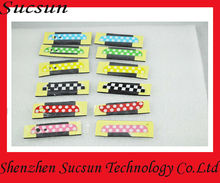 New colorful glass cover for iphone 5 dot pattern back top and bottom