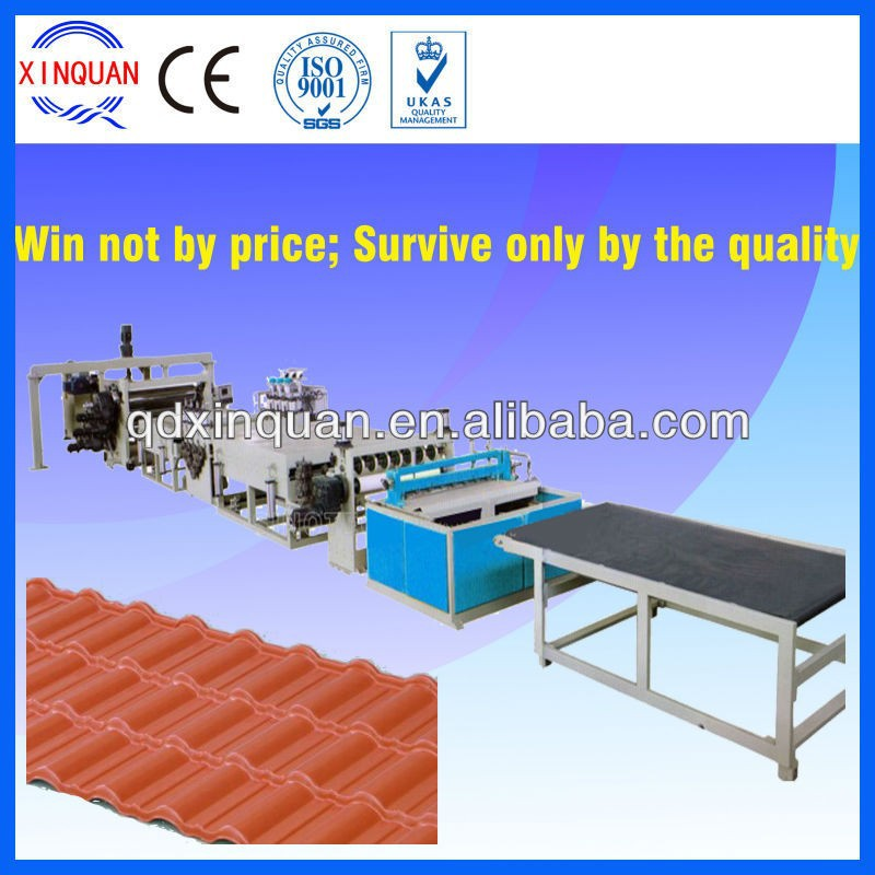 High quality PC/PS wavy board corrugated plastic sheet ...