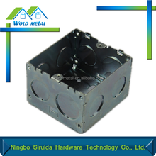 2014 Newest products electrical junction box price