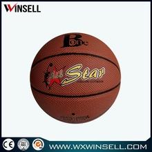 New design modern pu composite basketball