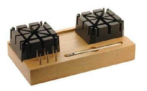 Последние деревянный браслет укорочение комплект для часов ремонтников и любителей