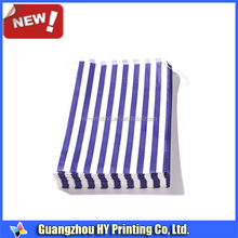 Personalized Retail Candy Stripe Paper Bags