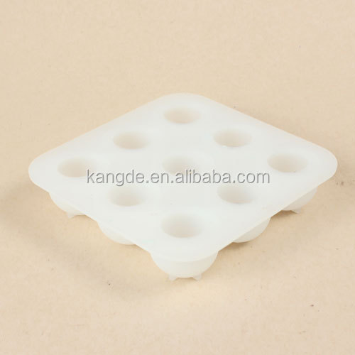 Ball Molds For Soap Large 9 Ball Silicone Soap