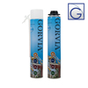 Construction total pond waterfall foam sealant