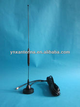 (manufacture)factory supply GSM 1090 MHZ Signal Booster Magnetic Base antenna MCX 75 ohm RG-174 High Performance, Low Price -car