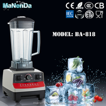 Heavy-duty 2.0L Powerful commercial blender 1500w