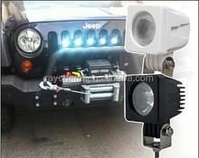 JT-1310B 12V 10W LED work light for motorcycle, ip68 led tractor working lights ,led magnetic work light for atv, utv, truck