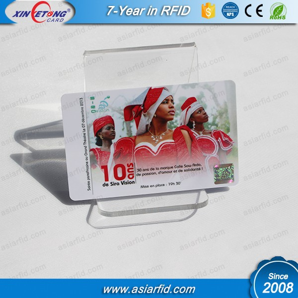 plastic gift voucher carddiscount card with anti