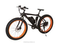 48V 500w high power 8FUN motor high speed fat tire e bike