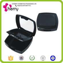 plastic eyeshadow palette packaging cosmetics transparent eyeshadow container
