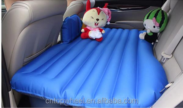 Arka Koltuk Yatağı Arka Koltukta Hava Yatağı