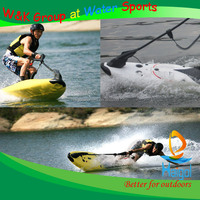 NEW!! Surfing board with 45hp power,330cc//2 strokes, power water ski