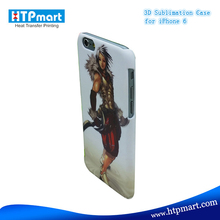 professional phone case factory 3d sublimation phone cover mobile phone case for iphone 6