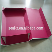 Fashion Korean Clothes Women's Coat Boxes ,Bright Candy Color Overcoat Shipping Box