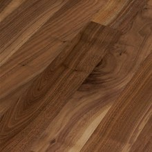 Natural Oiled Black Walnut block 3-ply 1-strip Engineered Hardwood Flooring in Jiangsu