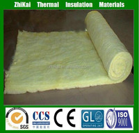 Roofing Fiber Glass Wool Insulation Blanket Felt