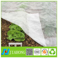 17gsm White Hydrophilic Agriculture PP Spunbonded Nonwoven Ground Crop Cover Cloth