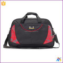 China Supplier High Quanlity Nylon Sport Duffel Bag with Zipper stylish mens travel bag
