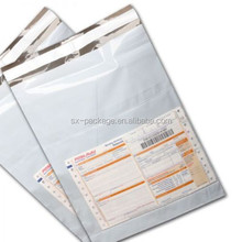 Recyclable Eco-friendly Waterproof Shipping plastic colored mailing envelopes