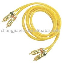 Hi-Fi Audio video cable(C2004)