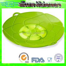 Silicone Cooking / Food Storage Lids and Microwave silicone pot lid cover