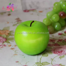 High Imitation Artifical Apple For Decoration christmas decorations apple