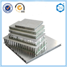 Beecore aluminum honeycomb panel for outdoor partition, curtain wall