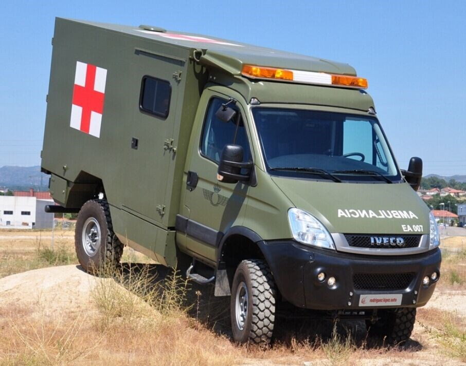 Used 4x4 Ambulance For Sale Autos Post
