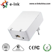 Compatible with full homeplug (HP)2MHz-30MHz PLC channel 500 Mbps Powerline Adapter