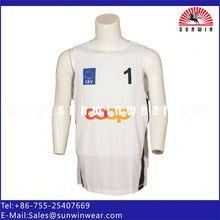 dry fit camiseta de baloncesto para jugador de club