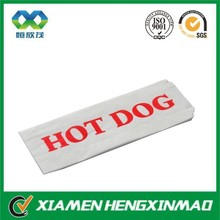 Wholesale hot dog paper bag, hot dog container made in China